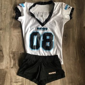 Hooters jersey costume!